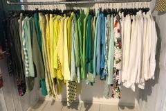 Viele frische Farben