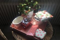 Unsere Erdbeer-Ecke